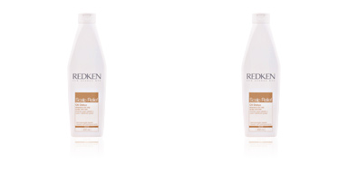 Purifying shampoo SCALP RELIEF oil detox shampoo Redken