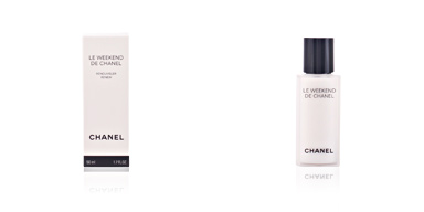 Antifatigue facial treatment LE WEEKEND crème Chanel