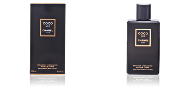 COCO NOIR body lotions Chanel