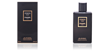 COCO NOIR shower Gel Chanel