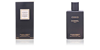 COCO body lotions Chanel