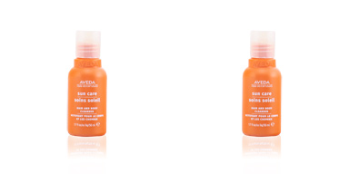 SUNCARE body wash Aveda