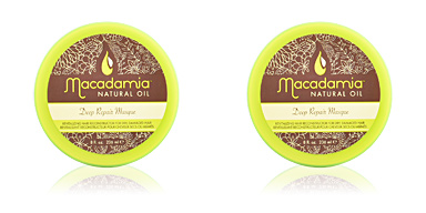Mascarilla antiencrespamiento DEEP REPAIR masque Macadamia