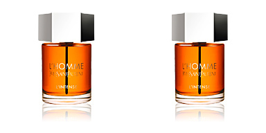 Yves Saint Laurent L'HOMME INTENSE edp vaporizador 100 ml