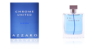 Azzaro CHROME UNITED eau de toilette vaporizador 100 ml