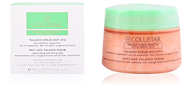 PERFECT BODY anti-age talasso scrub Collistar