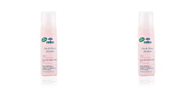 Micellar water PETALES DE ROSE eau de mousse micellaire Nuxe