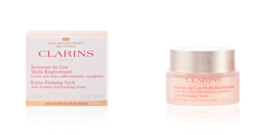 Neck cream & treatments MULTI-RÉGÉNÉRANTE jeunesse du cou Clarins