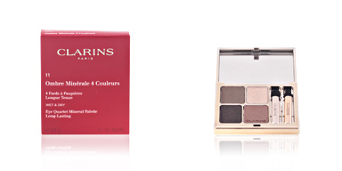Eye shadow OMBRES MINERALES 4 couleurs Clarins