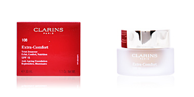 Clarins EXTRA-COMFORT SPF15 #108-sand 30 ml