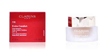Clarins EXTRA-COMFORT SPF15 #110-honey 30 ml