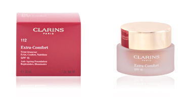 Clarins EXTRA-COMFORT SPF15 #112-amber 30 ml
