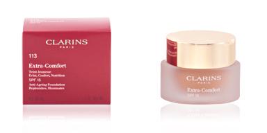 Clarins EXTRA-COMFORT SPF15 #113-chesnut 30 ml