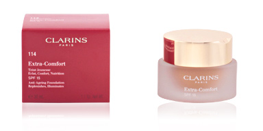 Clarins EXTRA-COMFORT SPF15 #114-capuccino 30 ml