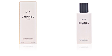 Nº 5 bain moussant 200 ml Chanel