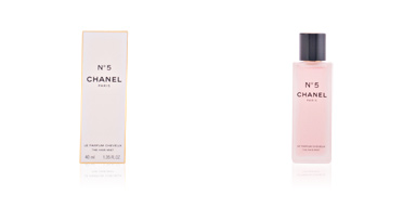 Chanel Nº 5 parfum cheveux perfume