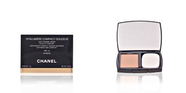 Chanel VITALUMIERE COMPACT DOUCEUR #40-beige 13 gr