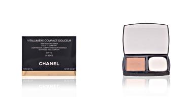 Chanel VITALUMIERE COMPACT DOUCEUR #50-beige 13 gr