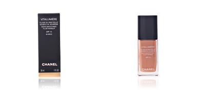 VITALUMIERE fluide #80-beige Chanel