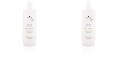 Schwarzkopf BC SCALP THERAPY sensitive soothe shampoo 1000 ml