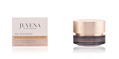 SKIN REJUVENATE intensive nourishing night cream Juvena