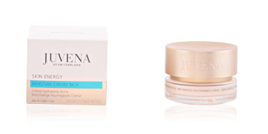 SKIN ENERGY moisture cream rich Juvena