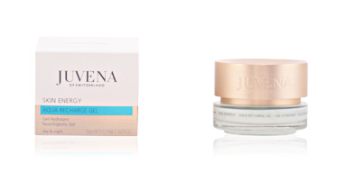 Skin lightening cream & brightener SKIN ENERGY aqua recharge Gel Juvena
