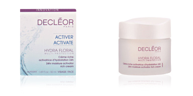 Decleor HYDRA FLORAL MULTI-PROTECTION crème riche 50 ml