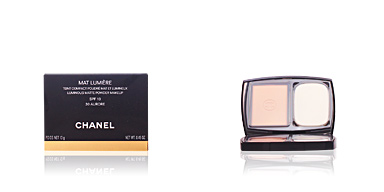 Chanel MAT LUMIERE compact #30-aurore 13 gr