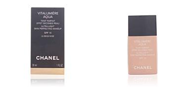 Chanel VITALUMIERE AQUA fluide #22-beige rosé 30 ml