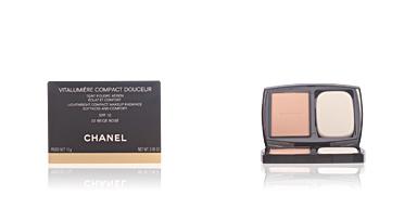 Chanel VITALUMIERE COMPACT DOUCEUR #22-beige rosé 13 gr