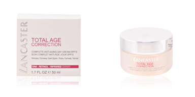 Lancaster TOTAL AGE CORRECTION complete day cream 50 ml