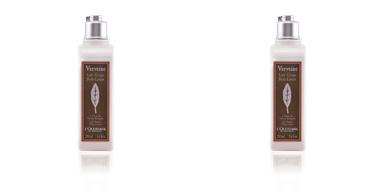 Body moisturiser VERVEINE lait corps L'Occitane