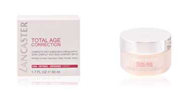 Lancaster TOTAL AGE CORRECTION complete rich cream 50 ml