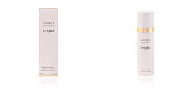 Chanel COCO MADEMOISELLE brume fraîche por le corps perfume
