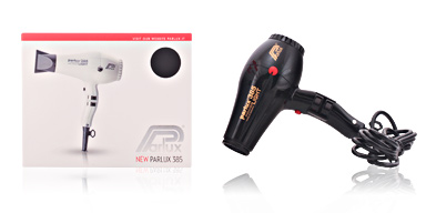 Hair Dryer HAIR DRYER 385 powerlight ionic & ceramic #black Parlux