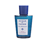 Gel bain BLU MEDITERRANEO MIRTO DI PANAREA regenerating shower gel Acqua Di Parma