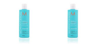 Shampoo for shiny hair HYDRATION hydrating shampoo Moroccanoil