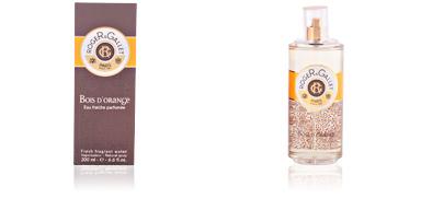 Roger & Gallet BOIS D'ORANGE eau fraîche parfumée spray 200 ml