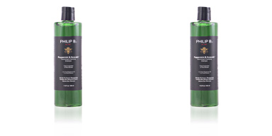 Champú volumen PEPPERMINT & AVOCADO volumizing shampoo Philip B
