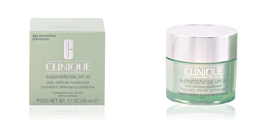SUPERDEFENSE SPF20 daily defense moisturizer III/IV Clinique
