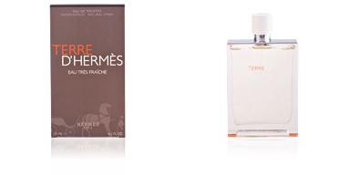 Hermès TERRE D'HERMÈS EAU TRÈS FRAÎCHE perfume