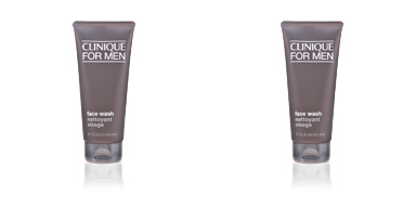 MEN face wash Clinique