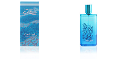 Davidoff COOL WATER CORAL REEF limited edition edt vaporizador 125 ml