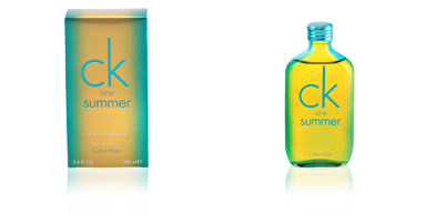 Calvin Klein CK ONE SUMMER 2014 edt vaporizador 100 ml
