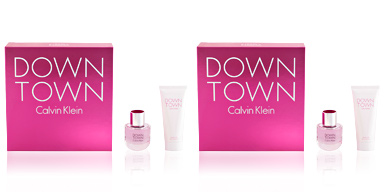Calvin Klein DOWNTOWN COFFRET 2 pz