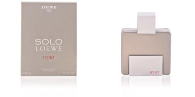 Loewe SOLO LOEWE SPORT edt vaporizador 75 ml