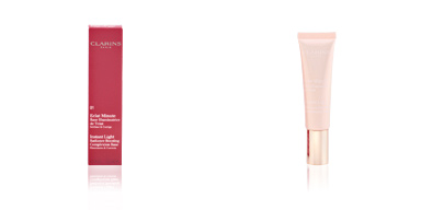 Clarins ECLAT MINUTE base illuminatrice de teint #01-rose 30 ml