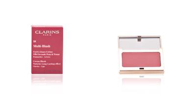 Clarins MULTI-BLUSH fard à joues crème #04-rosewood 4 gr