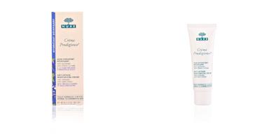Tratamento hidratante rosto CRÈME PRODIGIEUSE soin hydratant défatigant peaux normales à mixtes Nuxe